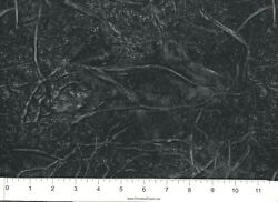 108 Extra Wide Quilt Backing 3 Yards 100 Branches Black
