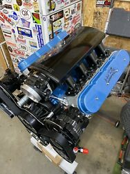 Chevy Ls3 Cnc Heads 427 Stroker 6.2l 500-750hp+ Crate Engine Ls3 New Gm Block 6