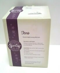 Scentsy Taro Plug In Warmer Authentic For Use With Scentsy Bars Or Bricks