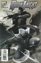 Moon Knight 27 / Punisher / 1st Appearance Toltec / Del' Otto Cover / 2009