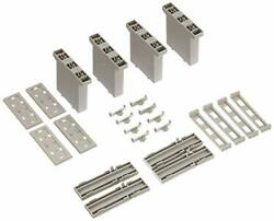Tomix N Gauge Double-track Pc Piers 4 Pieces 3048 Model Railroad Supplies F/