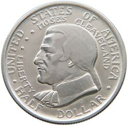 United States Half Dollar 1936 Great Lakes Expo T142 499