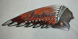 Indian Motorcycle Vintage Style Metal Tin Signs Scout Harley Man Cave Chopper 1