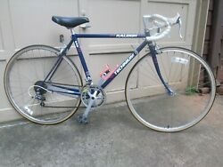 Cycling Raleigh Technium 440 12 Speed Bicycle Excellent Condition New Tires Etc.
