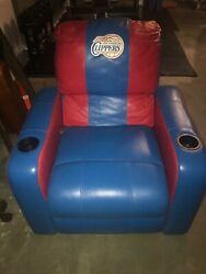 Nba Clippers Recliner Game Chair