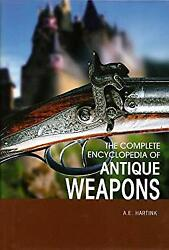 Antique Weapons Hardcover Inc. Book Sales