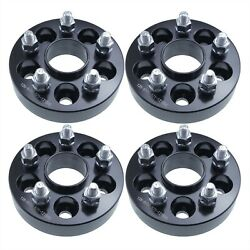 4pc Hubcentric Wheel Spacers   1 5x100 57.1mm Hub   Fits Chevy Chrysler Dodge