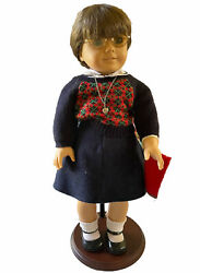 Retired And Rare American Girl Doll Molly, West Germany 1986 Tag Adult Owned