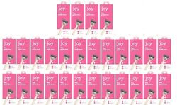28 Pack Joy The Pink One 1 Razor And 2 Cartridges In Each Pack From Gillette
