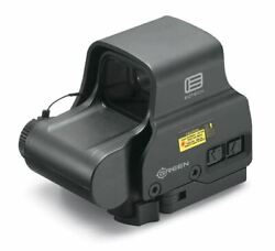 Eotech Exps2-0grn Holographic Weapon Sight Green W/ Side Buttons Hws Exps2