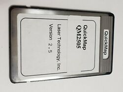 Smi Quickmap Card For Use With Hp 48gx Calculator