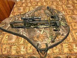 Horton Explorer Hd 150 Crossbow With Excaliber Scope And Nice Softshell Case