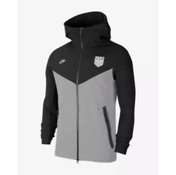 Rare Authentic Nike Tech Pack Usa National Team Jacket Us Soccer Nwt Sz L