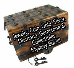 Jewelry, Coins, Gold, Silver, Diamonds, Gemstones And Collectibles.