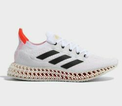 Adidas 4dfwd Footwear White / Core Black / Solar Red Running Shoes Fy3967