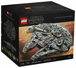 Lego 75192 Star Wars Millennium Falcon- Largest Set Ever - Sold Out- New In Box