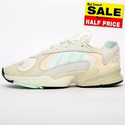 Adidas Originals Yung-1 Menand039s Classic Retro Lifestyle Heritage Trainers Off Whit
