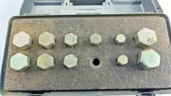 ⏬💰 6 Sizes Of Petol Titan Flange Pin Alignment Tools 3/4 To 1 3/8