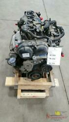 2013 Ford Fusion Engine Motor 1.6l