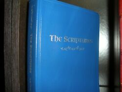Rare The Scriptures J-66 Nwt Study New Testament Jehovah Watchtower Research