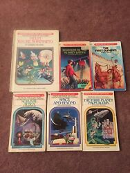 Choose Your Own Adventure Lot Of 6 Books Vintage Volumes 4 7 16 70 77 Shrinking