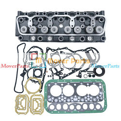 Complete Cylinder Head And Full Gasket Kit For Nissan Sd25 Engine