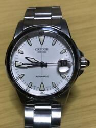 Seiko Credor Phoenix Automatic Winding 26 Jewels Stainless Steel Menand039s Watch