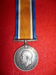 Ww1 British War Medal To Lance Corporal Cox Military Foot Police
