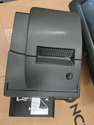 Ncr Multifunction Printer - Charcoal 7167-6011-9001 Great Condition.
