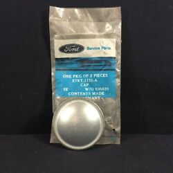 Nos Oem Ford 88 Merkur E7ry-1131-a Wheel Bearing Grease Dust Cap Assembly