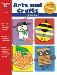The Best Of The Mailbox Arts And Crafts Grs. K-1 - Paperback - Good