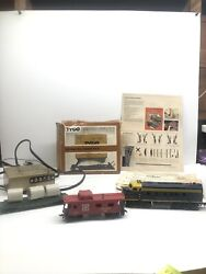 Tyco Vintage Train Set With Original Packing Not Tested