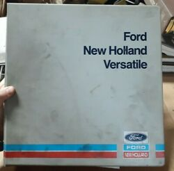 1977 Ford Tractor Service Manual 2600 3600 4600 5600 6600 6700 7600 7700 Se 3660