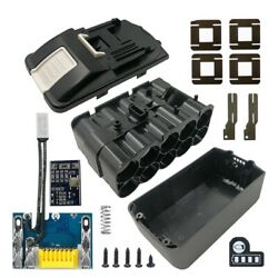 30xbl1830 10 X 21700 Battery Case Pcb Charging Protection Circuit Board Shell