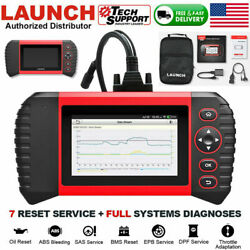 Launch X431 Obd2 Scan Tool Full System Diagnostic Scanner Abs Bleeding Oil Reset