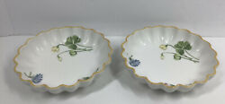 Pair Of Villeroy And Boch My Garden Cereal Bowls