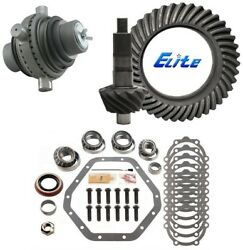 1989-1997 Gm 10.5 Chevy 14 Bolt Grizzly Locker 4.88 Ring And Pinion Elite Gear