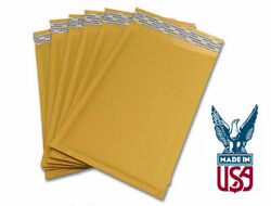 4,200 Qty Size 4 - 9.5x13.5 Kraft Bubble Mailers Ships Today