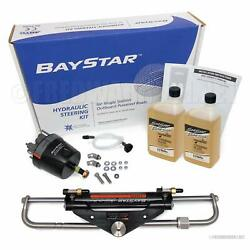 Baystar Kit Hk4300a-3 Hydraulic Steering Kit Without Tube