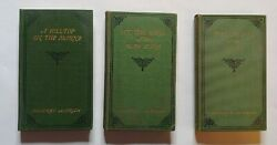 Set Of 3 Books By Mildred Aldrich A Hilltop On The Marne On The Edge Of The