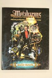 The Metabarons Roleplaying Game Rule Book Jodorowsky Rpg West End Games D6 2001