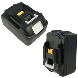 2-pack Hqrp 18v Battery For Makita Power Tools Bl1815 Bl1830 194204-5 194309-1