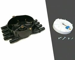 Distributor Cap And Rotor For 1998 Mercruiser 6.2l 40620018t 40620019s 40620019t