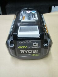 Ryobi OP40401 40V Lithium Ion 4Ah Battery PARTS ONLY