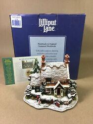 Lilliput Lane - Frosty Morning - Christmas Special - 1998 - L2128
