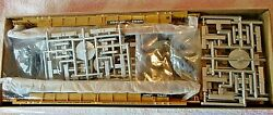 Walthers Ho Gauge 70and039 Thrall Double Stack Trailer Train 4-car Set Dttx 25017 Kit