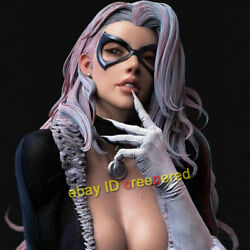 Black Cat Hardy 1/4 Resin Figure Statue Model Painted Preorder H62cm