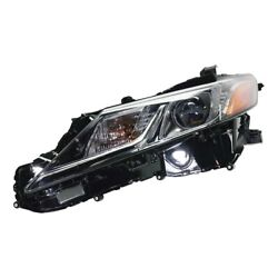 Headlight Lamp Left Hand Side Driver Lh 8115006c41 For Toyota Camry 2019-2020
