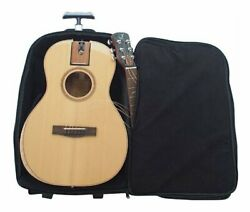 Journey Instruments Fp412n Travel Acoustic Guitar Sitka Spruce/african Mahogany