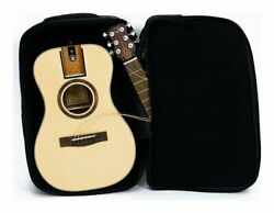 Journey Instruments Of410n Travel Mini Acoustic Guitar Sitka Spruce/african